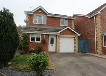 Thumbnail 3 bed detached house for sale in Cheltenham Way, Newton Aycliffe