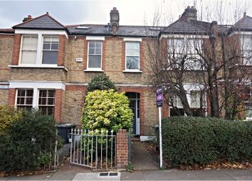 Thumbnail 4 bed terraced house for sale in Manor Lane, London