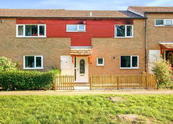Thumbnail 3 bed terraced house for sale in Peregrine Close, Eaglestone, Milton Keynes