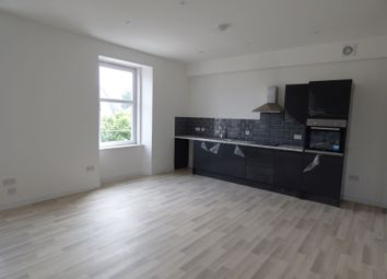 Thumbnail 2 bed flat for sale in East High Street, Forfar