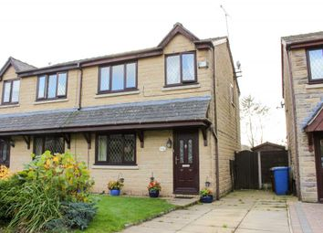 Thumbnail 3 bed semi-detached house to rent in Highfield Park, Haslingden, Rossendale