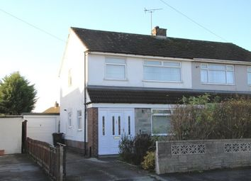 Thumbnail 3 bed semi-detached house to rent in Bistre Avenue, Buckley