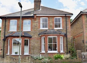 Thumbnail 2 bedroom semi-detached house for sale in Hatfield Road, Ashtead