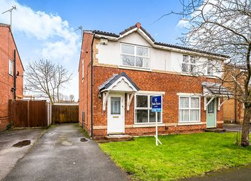 Thumbnail 2 bed semi-detached house for sale in Woodall Avenue, Saltney, Chester