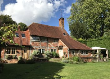 Thumbnail 3 bed detached house for sale in Petworth Road, Witley, Godalming, Surrey