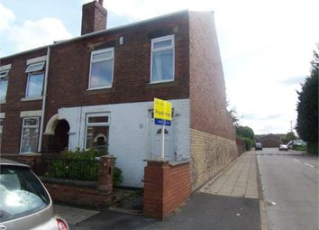 Thumbnail 3 bed end terrace house to rent in Marlborough Road, Kirkby-In-Ashfield, Nottingham