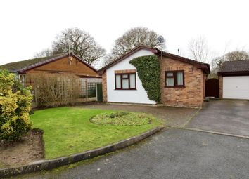 Thumbnail 3 bed detached bungalow for sale in Forest Road, Llay, Wrexham
