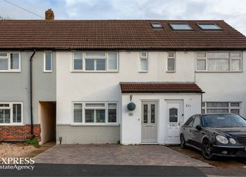 Thumbnail 3 bed terraced house for sale in Parbury Rise, Chessington, Surrey