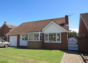 Thumbnail 2 bed detached bungalow for sale in Buckingham Close, Seaford