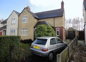 Thumbnail 3 bed semi-detached house for sale in St. Johns Road, Oldbury