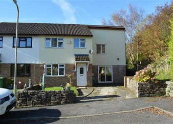 Thumbnail 4 bed semi-detached house for sale in Llys Cynon, Aberdare, Rhondda Cynon Taff