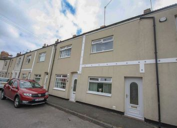 3 bed terraced house for sale in New Row, Dunsdale, Nr Guisborough TS14