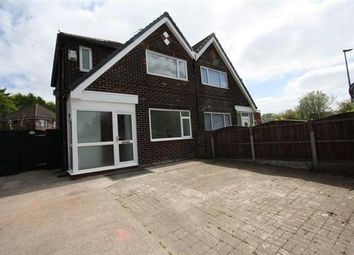 Thumbnail 3 bedroom semi-detached house for sale in Moor Lane, Salford