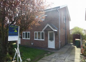 Thumbnail 2 bed semi-detached house to rent in Summertrees Avenue, Lea, Preston