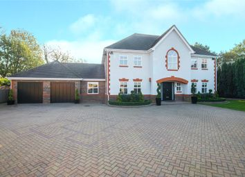 Thumbnail 6 bed detached house for sale in Bluebell Drive, Cheshunt, Waltham Cross, Hertfordshire