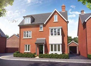 Thumbnail 5 bed detached house for sale in Kingsfield Park Bramley Road, Aylesbury