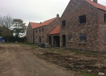 Thumbnail 4 bed detached house for sale in New Development, School Lane, Holmpton, East Riding Of Yorkshire