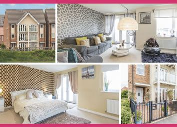 Thumbnail 3 bedroom semi-detached house for sale in Kingfisher Walk, Newport