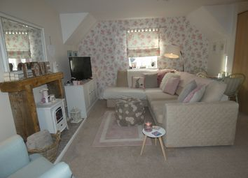 Thumbnail 2 bed flat for sale in Rectory Court, Prescot