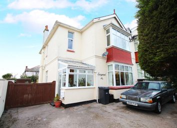 Thumbnail 1 bed flat for sale in Fortescue Road, Paignton