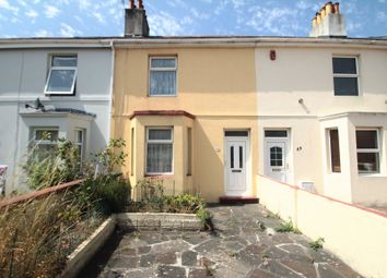 Thumbnail 2 bed terraced house for sale in Stenlake Terrace, Prince Rock, Plymouth