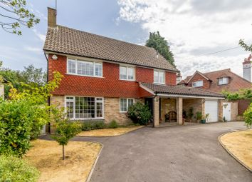 Thumbnail 4 bed detached house for sale in St. Omer Road, Guildford