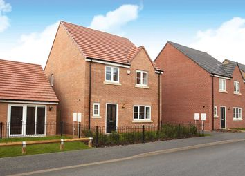 "Thumbnail 4 bed detached house for sale in ""The Mylne"" at The Boulevard, Eastfield, Scarborough"