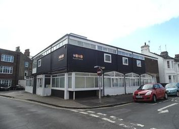Thumbnail Commercial property for sale in 24 Hyde Road, Eastbourne