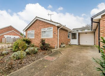 Thumbnail 2 bed bungalow to rent in Capel Close, Gillingham