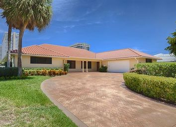 Thumbnail Property for sale in 531 Palm Dr, Hallandale, Florida, United States Of America
