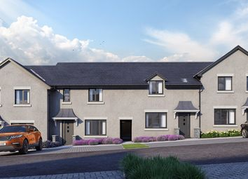 Thumbnail 2 bed terraced house for sale in Hoggan Park, Brecon, Brecon