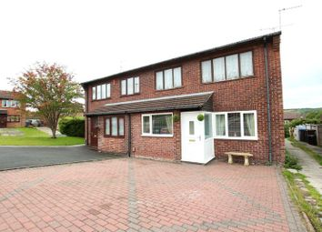 Thumbnail 2 bed flat for sale in Asquith Close, Biddulph, Stoke-On-Trent