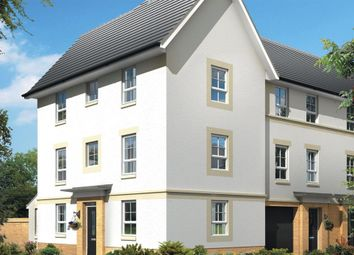 "Thumbnail 4 bedroom end terrace house for sale in ""Craignure"" at Barochan Road, Houston, Johnstone"