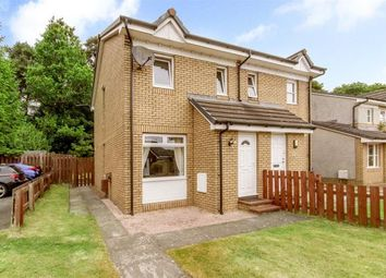 Thumbnail 2 bed semi-detached house for sale in Primrose Place, Livingston, West Lothian