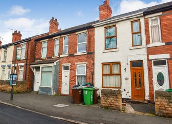 Thumbnail 2 bed terraced house for sale in Vernon Road, Old Basford, Nottingham