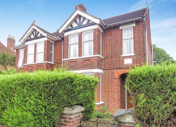 Thumbnail 4 bed semi-detached house for sale in Station Road, Biggleswade