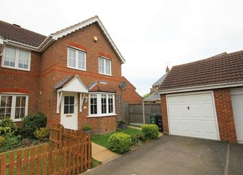 Thumbnail 3 bed semi-detached house for sale in Daphne Close, Great Notley, Braintree, Essex