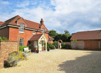 Thumbnail 4 bed detached house for sale in Barton Common Lane, New Milton