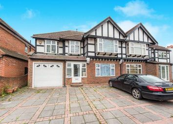 Thumbnail 6 bed semi-detached house for sale in London, Kingston Vale, Surrey