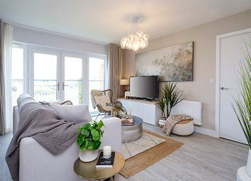 "Thumbnail 1 bed duplex for sale in ""Amato"" at Oxleigh Way, Stoke Gifford, Bristol"
