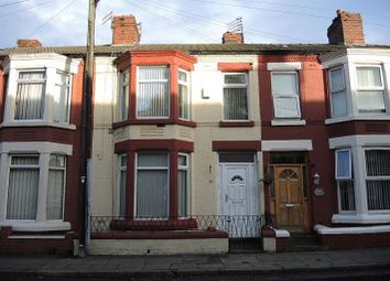 Thumbnail 3 bed terraced house for sale in Ennismore Road, Old Swan, Liverpool