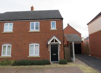 Thumbnail 3 bed semi-detached house for sale in Barley Road, Edgbaston, Birmingham