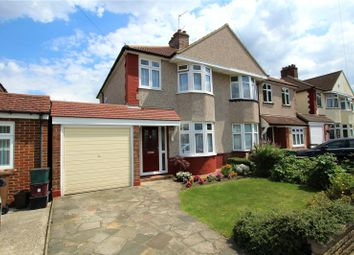 Thumbnail 3 bed semi-detached house for sale in Blenheim Road, Sidcup, Kent