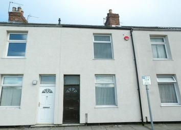 Thumbnail 3 bed terraced house to rent in Bow Street, Middlesbrough