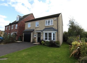 Thumbnail 4 bed detached house for sale in Blenhiem Way, Castleford