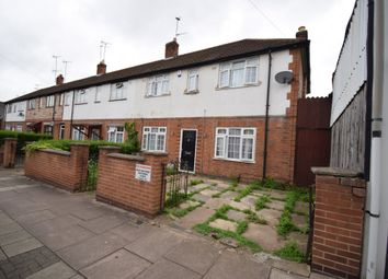 Thumbnail 3 bed end terrace house to rent in Grove Road, Highfields, Leicester