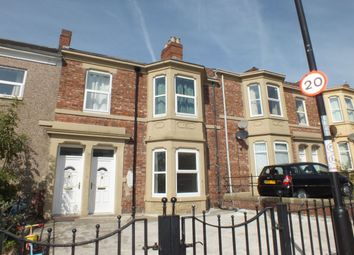 Thumbnail 2 bed flat for sale in Kingsley Terrace, Newcastle Upon Tyne