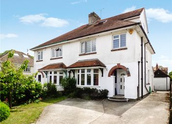 Thumbnail 4 bed semi-detached house for sale in Edward Road, Dorchester, Dorset