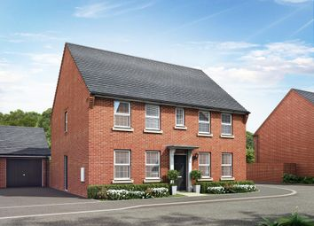"Thumbnail 4 bed detached house for sale in ""Chelworth"" at Oxford Road, Calne"