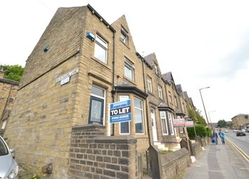 Thumbnail 4 bed end terrace house to rent in Wakefield Road, Moldgreen, Huddersfield